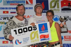 Документальный фильм Russian Surfing and Kitesirfing Contest 2012